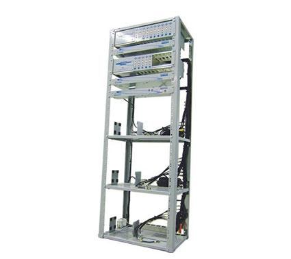 Mini Rack 19? mod. saw microprocessado PQRK-3500